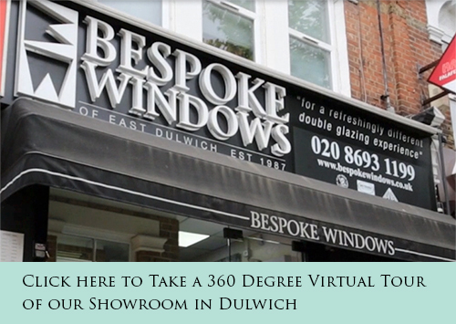 Click here to take a 360 Degree Virtual Tour of our Showroom in Dulwich