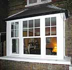Bay Sash Windows in South East London Image 1