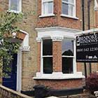 Bay Sash Windows in South East London Image 11