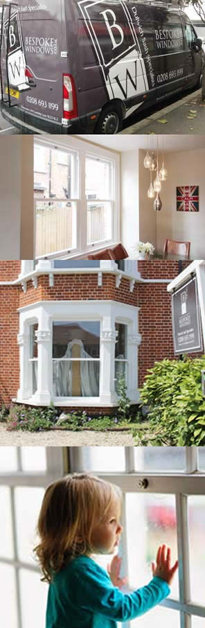 The family behind Bespoke Windows have been trading in the double glazing industry since 1987. Renowned for their 'bespoke' approach to dealing with mostly older and period homes,  Bespoke Windows will tailor a service to suit your exact requirements.